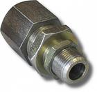 КВ15-М - кабельный ввод для монтажа кабелем в металлорукаве с условным проходом 15 мм  для LTV-Ex-R-M-01