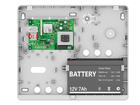 """Охранная-пожарная панель """"Контакт GSM-14А"""" с внешней GSM антенной в корпусе под АКБ 7 Ач"""